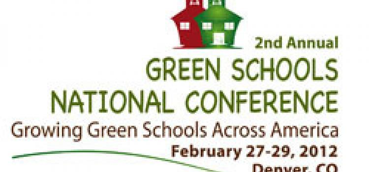2nd Annual Green Schools National Conference