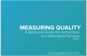 Measuring Quality Title Page